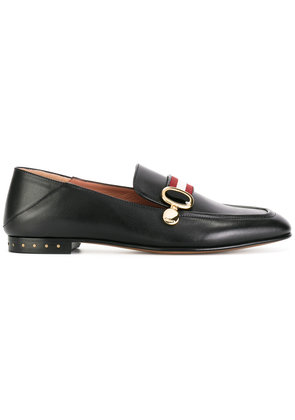 Bally 'Livilla' slipper - Black