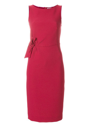 P.A.R.O.S.H. fitted dress - Pink & Purple