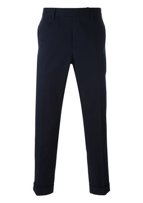 Gucci slim fit chino trousers - Blue