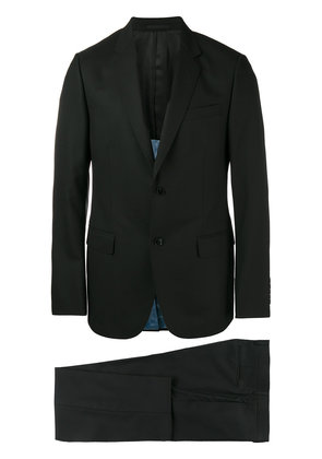 Gucci classic two piece suit - Black