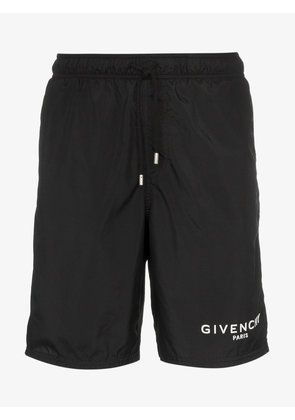 Givenchy gummy logo swimshirts