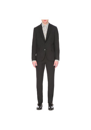 Paul Smith Mens Charcoal Buttoned Practical Suit, Size: 42R