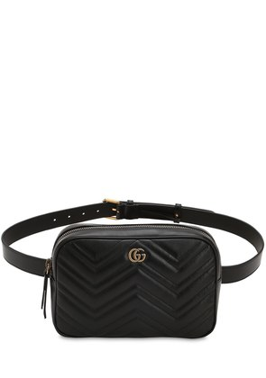 GG MARMONT 2.0 QUILTED LEATHER BELT PACK