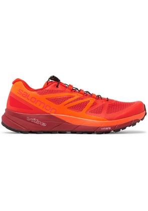 Sense Ride Mesh Running Sneakers