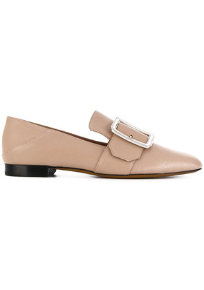 Bally buckle detail loafers - Nude & Neutrals