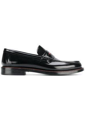 Burberry classic penny loafers - Black