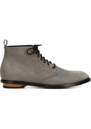 Valas lace-up boots - Grey