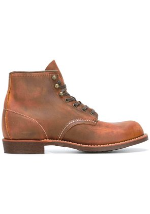 Red Wing Shoes lace-up boots - Brown