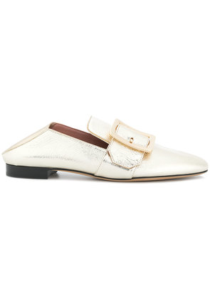 Bally Janelle loafers - Metallic