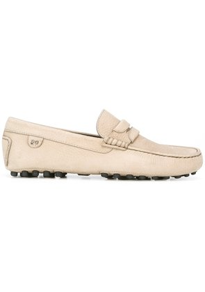 Dolce & Gabbana classic driving shoes - Nude & Neutrals