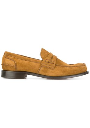 Church's classic loafers - Brown