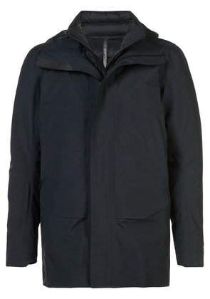 Arc'teryx Veilance insulated layer coat - Black