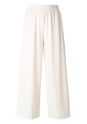 Adidas Adidas Originals Styling Complements ribbed trousers - Nude &