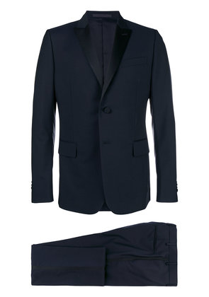 Valentino classic tuxedo two-piece suit - Blue