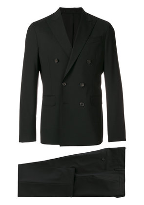 Dsquared2 double-breasted suit - Black
