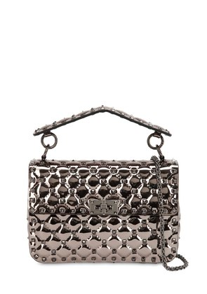 VALENTINO GARAVANI MEDIUM SPIKE BAG
