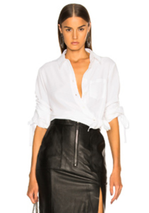 Altuzarra Garcia Top in White