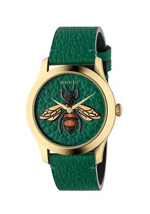 Gucci 'G-Timeless' watch with motif of bee