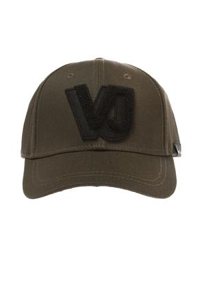 Versace Jeans Logo-patched baseball cap