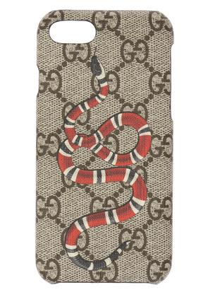 Gucci iPhone 8 case with a snake motif