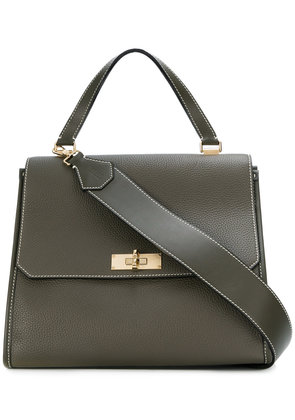 Bally large tote bag - Green
