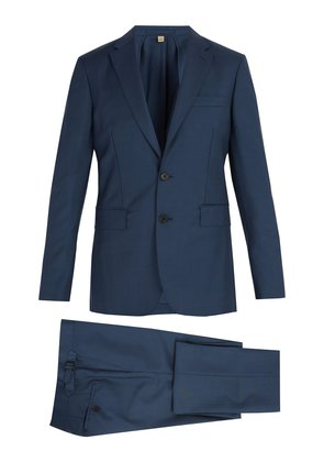 Soho wool and mohair-blend suit