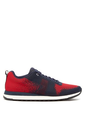 Rappid low-top trainers