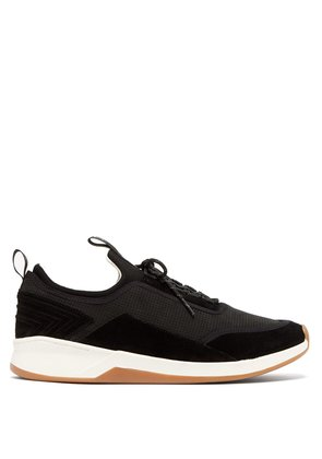 Mookie suede trainers