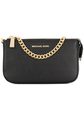 Michael Michael Kors Jet Set chain wallet - Black