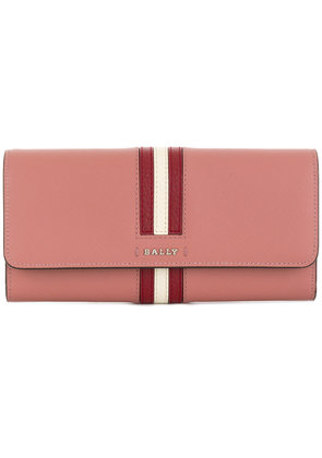 Bally Sinney continental wallet - Pink & Purple