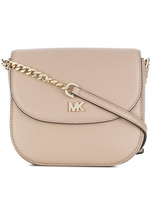 Michael Michael Kors Dome cross-body bag - Nude & Neutrals