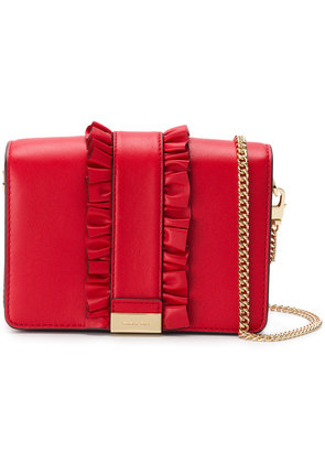 Michael Michael Kors Jade clutch bag - Red