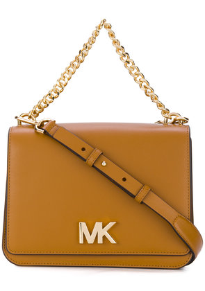 Michael Michael Kors Mott shoulder bag - Brown