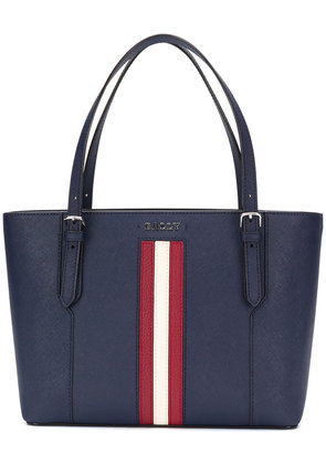 Bally Supra small tote - Blue