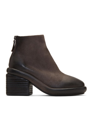 Marsèll Brown Salvagente Boots