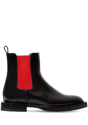 10MM LEATHER CHELSEA BOOTS