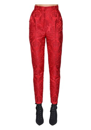 ANGELS JACQUARD PANTS