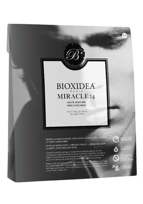MIRACLE24 HAUTE SKIN CARE FACE MASKS
