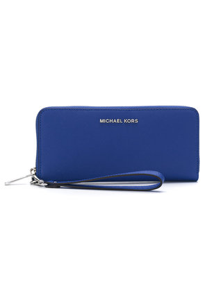 Michael Michael Kors TRAVEL CONTINENTAL - Blue