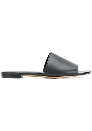 Michael Michael Kors Shelly slides - Black