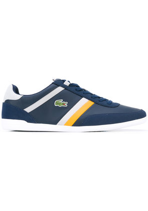 Lacoste lace up sneakers - Blue