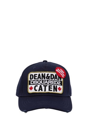 CATEN COTTON BASEBALL HAT
