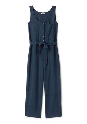 Erykah Jumpsuit - Blue