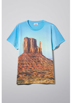 Jonston Nevada T-Shirt - Blue