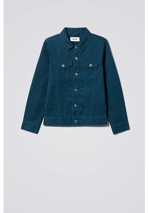 Single Twill Jacket - Blue