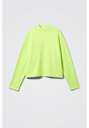 Vinci Sweatshirt - Yellow