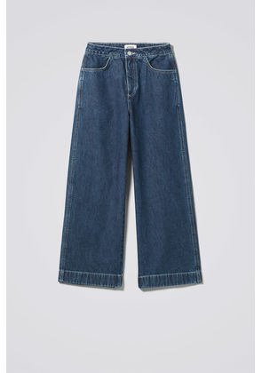 Vida Denim Harbour Jeans - Blue