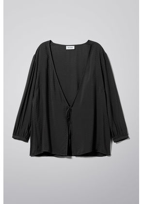 Epitonic Blouse - Black