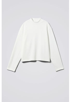 Vinci Sweatshirt - White