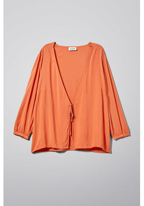 Epitonic Blouse - Orange